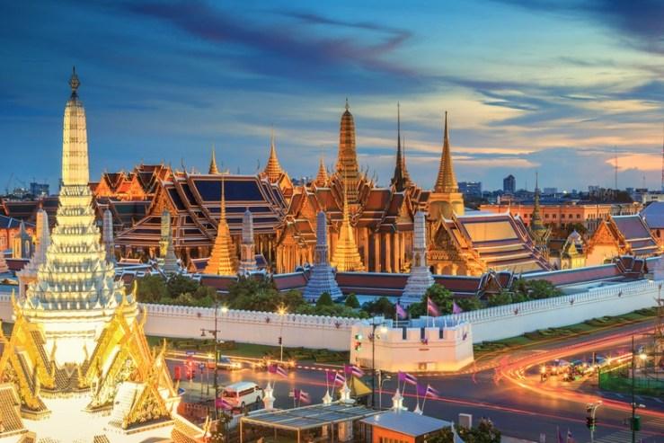 câmbio na Tailândia