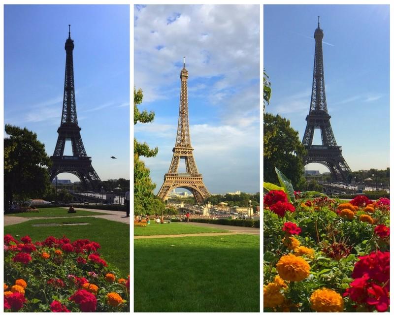 viajar para paris