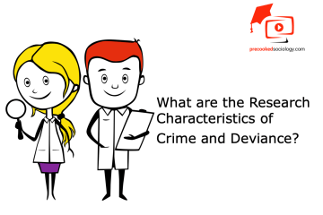 Research crime and deviance