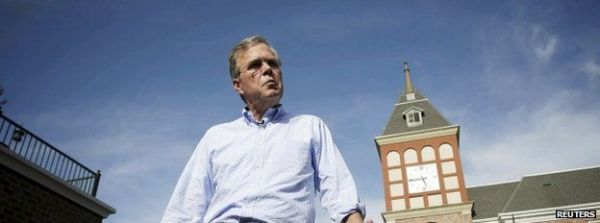 Jeb Bush dismissed a leaked draft of the encyclical