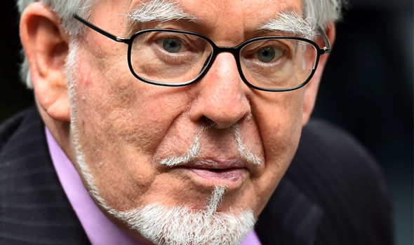Rolf Harris was found guilty of 12 indecent assaults last year