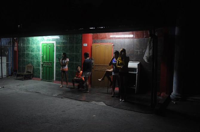 Prostitution in davao city