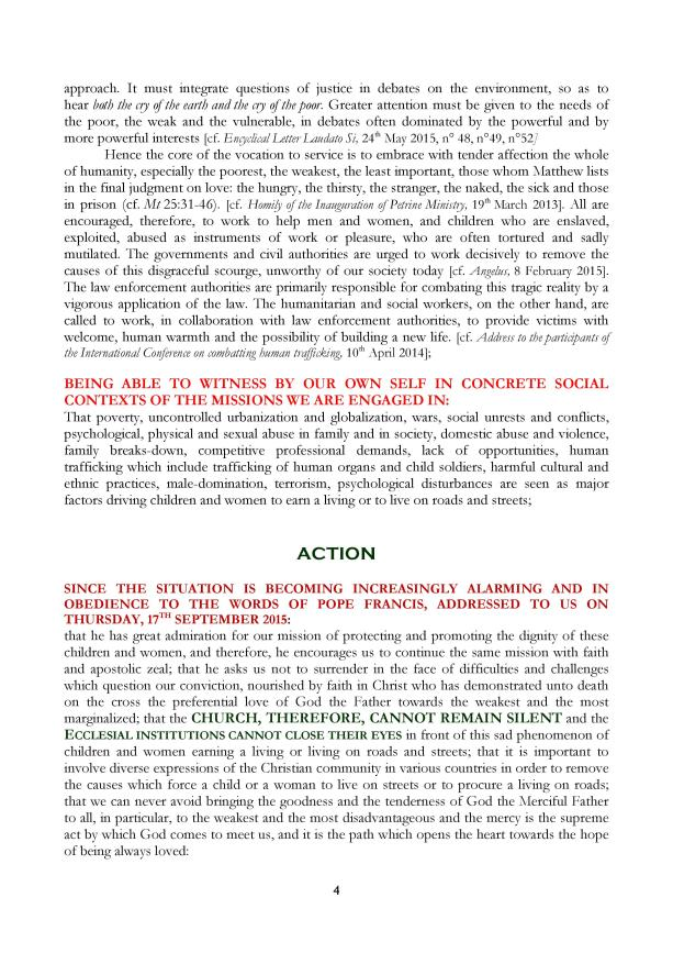 International Symposium on the Pastoral care of the Road-PLAN OF ACTION-EN-1.10.2015-1-page-004