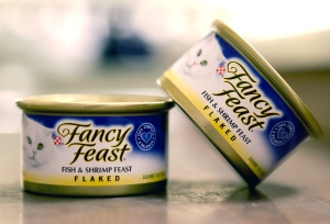 Fish in Fancy Feast cat food is a product of Thailand, where Nestle admits a study has found abusive conditions for workers. (John Raoux/Associated Press)