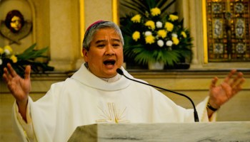 Bishop: Shall we become a generation of murderers?   Preda