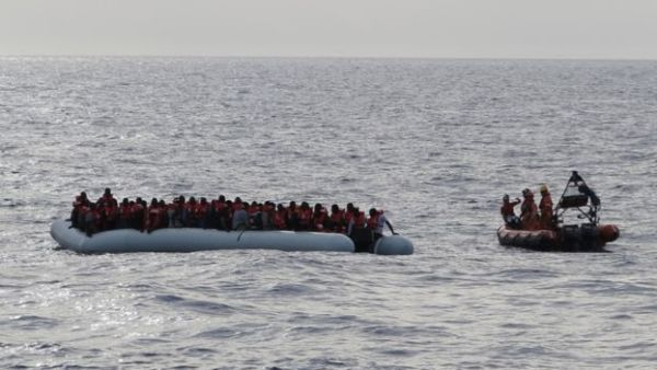 More and more youngsters are arriving in the EU on boats from the Middle East and Africa