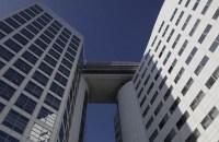 The International Criminal Court in The Hague, Netherlands. AP/Peter Dejong