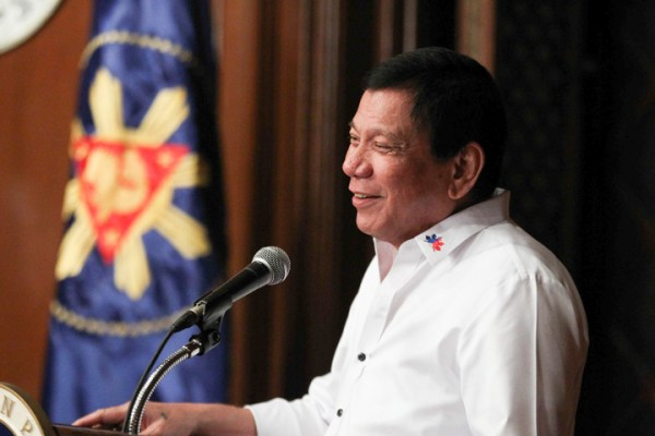 President Rodrigo Duterte (Credits: Ace Morandante | Presidential Photo | Manila Bulletin file photo)