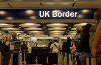 The report says that Border Force identified and convicted just one suspected trafficker in 2014 and one in 2015/16. Photograph: Alamy Stock Photo