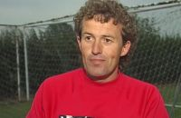 Barry Bennell, pictured in 1991, worked at Crewe Alexandra
