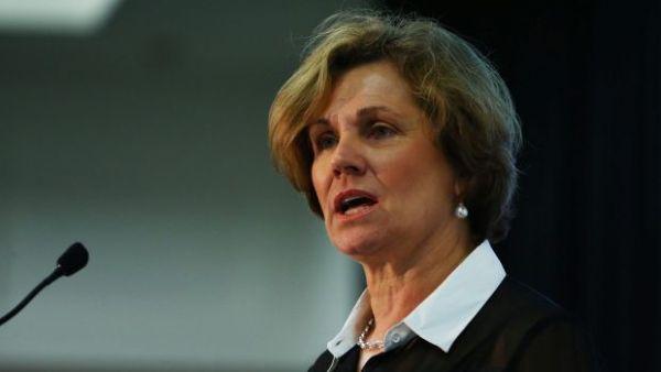Universities Australia chief executive Belinda Robinson. Photo: Daniel Munoz