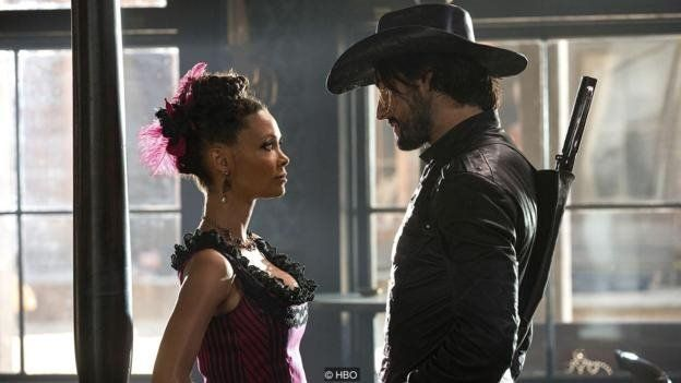 One of this year's big TV series - Westworld - explored the idea of people paying to have sex with human-like robots