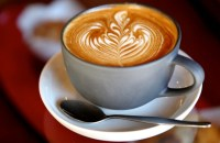 One study found those drinking thee cups of coffee daily had a 18 per cent lower risk of death from heart disease, cancer, stroke, diabetes, respiratory and kidney disease. Edwina Pickles