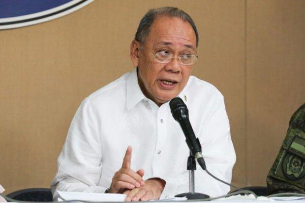Presidential Spokesperson Ernesto Abella. PRESIDENTIAL PHOTO (FILE)