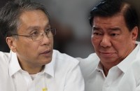 DIVERSION? The Liberal Party hits the drug accusations against its former presidential bet Manuel Roxas II and Senate Minority Leader Franklin Drilon.