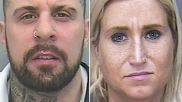 Craig Forbes was jailed for eight years and Sarah Gotham was sentenced to nine years