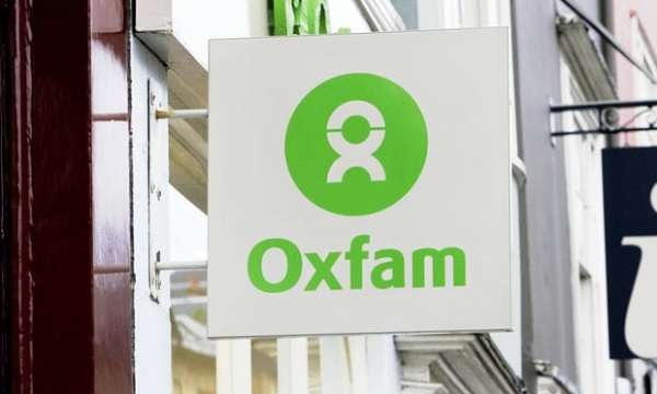 Oxfam has 5,000 staff and thousands of volunteers in the UK and overseas. Photograph: Tim Ockenden/PA