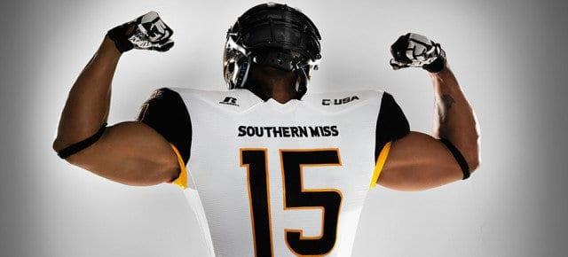 Image result for Southern Mississippi Golden Eagles vs. Auburn Tigers