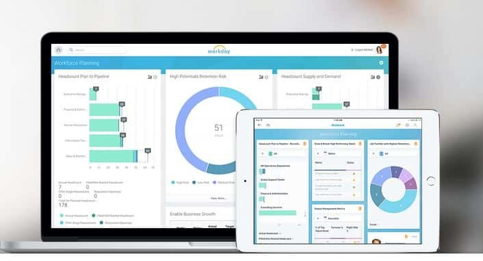Workday Hcm Compare Reviews Features Pricing In 2019