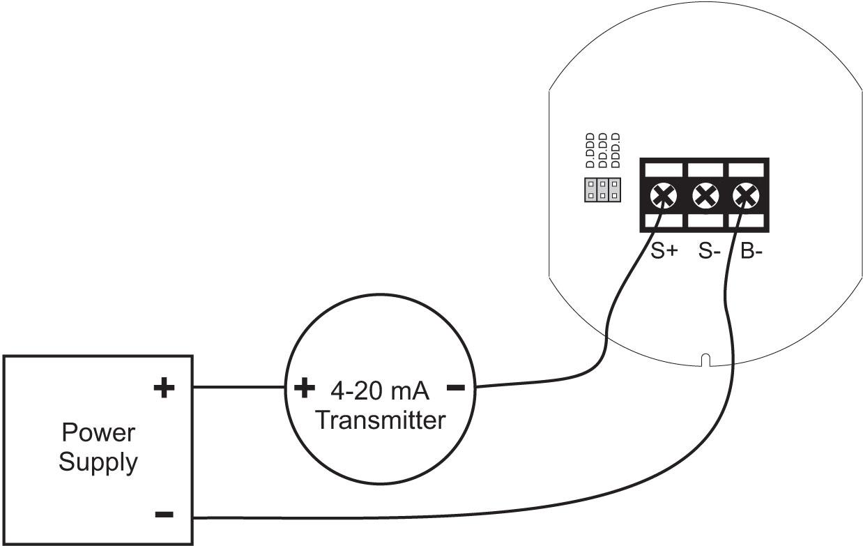 Pd Protex Farvu Explosion Proof Large Display Loop
