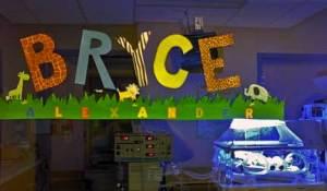 Bryce NICU Room