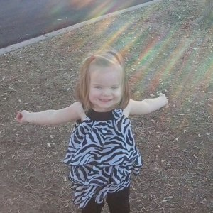 Our 30 weeker, now healthy and 3 years old
