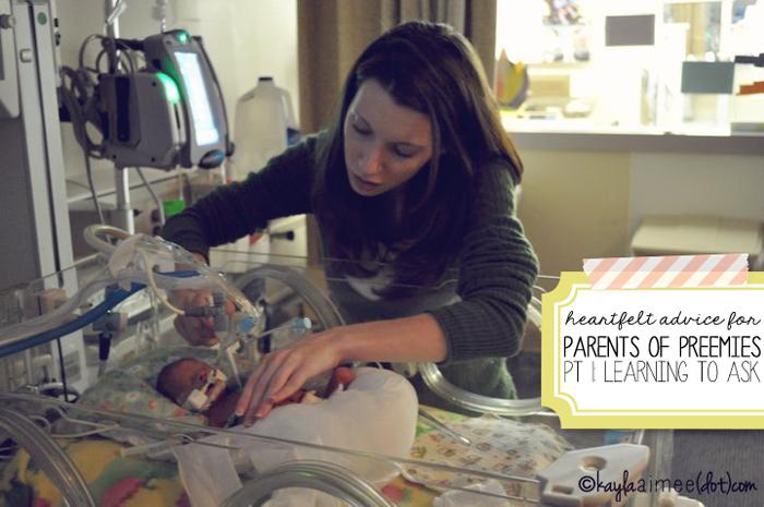 Advice For Parents Of Preemies