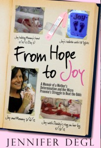 {Giveaway} From Hope to Joy