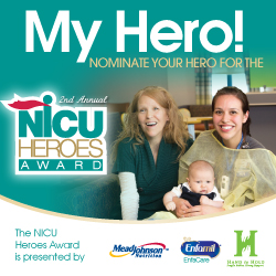 NICU Heroes Award 2014