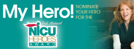 NICU Heroes Award Recognizes Great Acts of Compassion