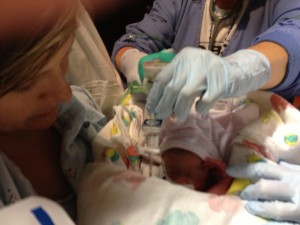 The Neonatologist and Other Doctors in the NICU