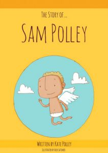 kate polley personalized child loss book