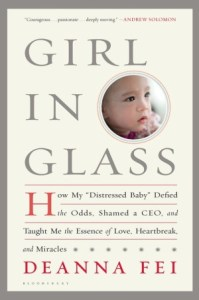 Book Review: Girl in Glass by Deanna Fei