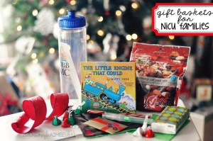 Giving Back: NICU Holiday Gift Basket Ideas
