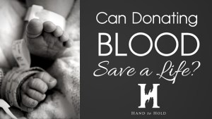 Can Donating Blood Save a Life?