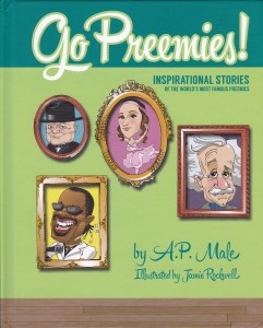 Book Review: Go Preemies! by A.P. Male