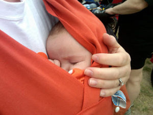 Babywearing Benefits for the Premature Infant