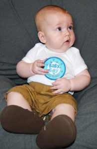 {GIVEAWAY} Baby Bubbles Customizable Onesies
