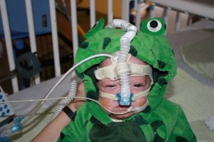 halloween holidays in the NICU