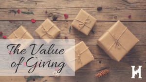 The Value of Giving