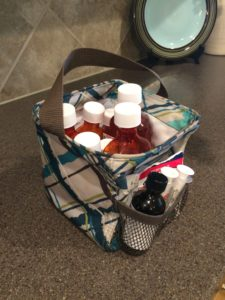 Thirty-One Littles Carry All Caddy, medical supplies