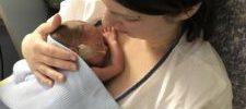 mom in NICU, prematurity