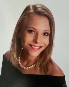 Kaylee Gort, former preemie