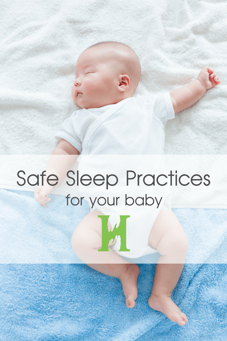 safe sleep practices, NICU, prematurity, back to sleep