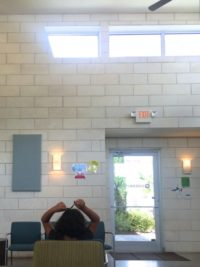 occupational therapy waiting room, prematurity, special needs, developmental delays