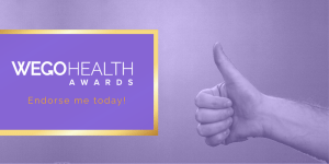 Kelli Kelley & NICU Now Podcast Nominated for WEGO Health Award