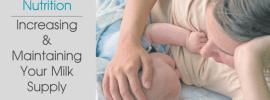 preemie nutrition breastfeeding in the NICU increasing milk supply