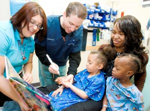 Meet the Professional: What Does a Child Life Specialist Do?