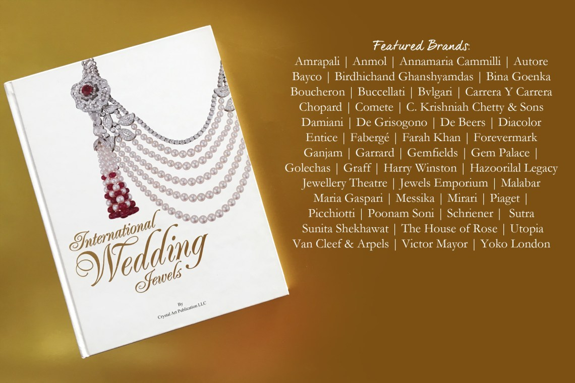 International Wedding Jewels Book