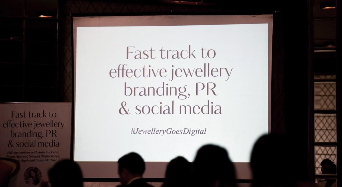 Fast Track to Effective Jewellery Branding, PR & Social Media